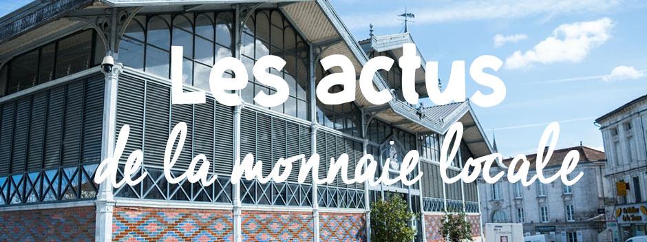 actus monnaie locale Angoulême