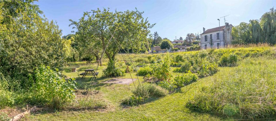 Les jardins collectifs